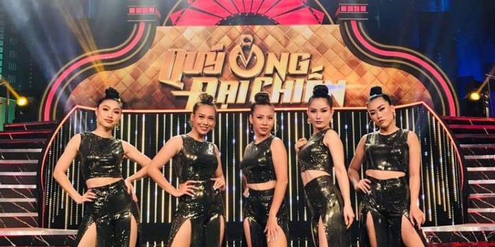 Dịch vụ cho thuê vũ đoàn tại Long An