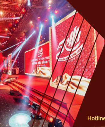 Công ty tổ chức sự kiện chuyên nghiệp tại Long An