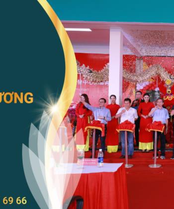 Tổ chức lễ khánh thành chuyên nghiệp tại Long An