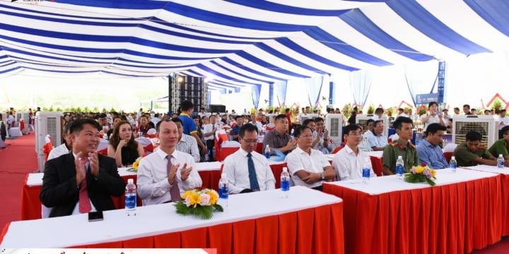 Dịch vụ tổ chức lễ khánh thành chuyên nghiệp tại Long An