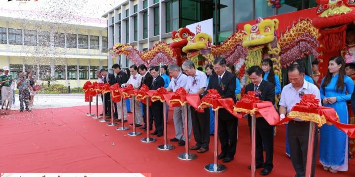 Công ty tổ chức lễ khánh thành giá rẻ tại Long An