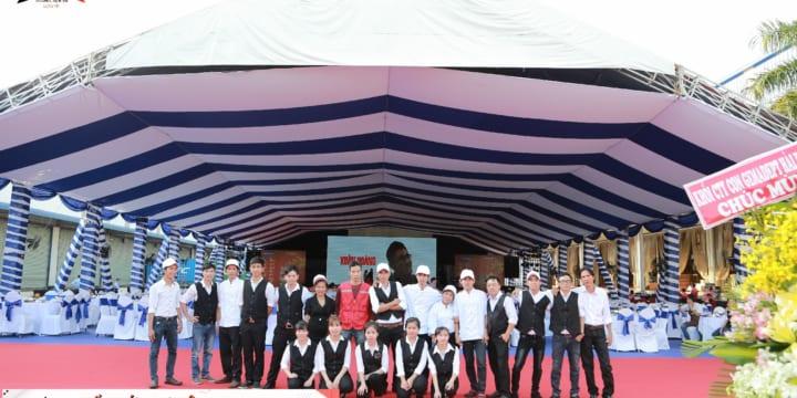 Công ty tổ chức tiệc tất niên giá rẻ tại Long An