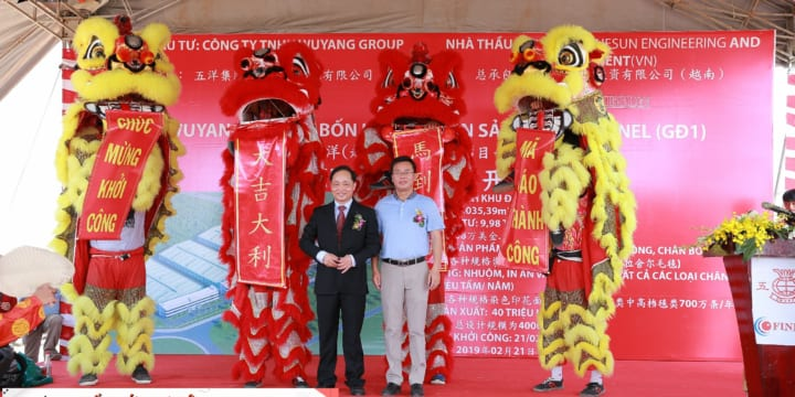 Tổ chức lễ khởi công chuyên nghiệp giá rẻ tại Long An