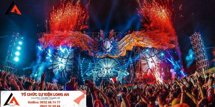 Công ty tổ chức lễ hội chuyên nghiệp giá rẻ tại Long An