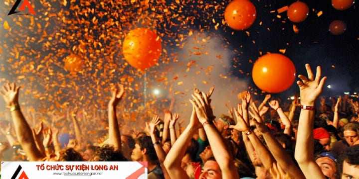 Công ty tổ chức lễ hội giá rẻ tại Long An