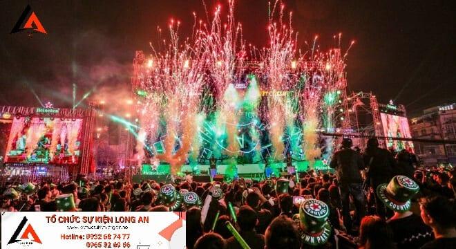 Công ty tổ chức lễ hội chuyên nghiệp tại Long An