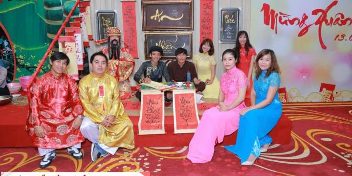 Dịch vụ tổ chức tiệc tất niên tại Long An